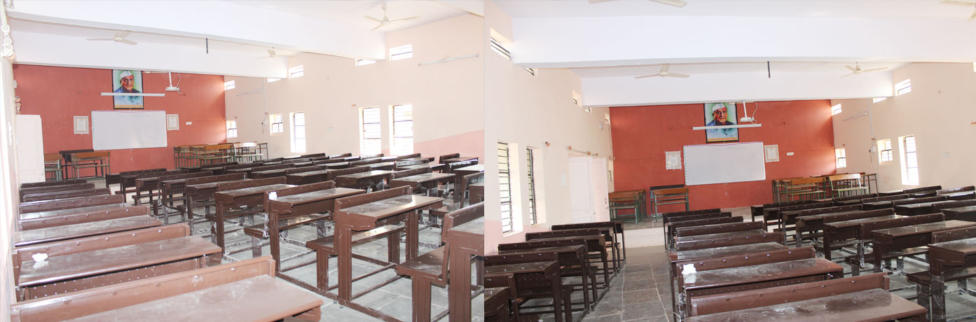 College Class Rooms